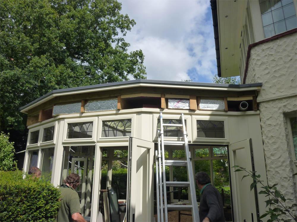 Orangery Roof Insulation Kingsholme