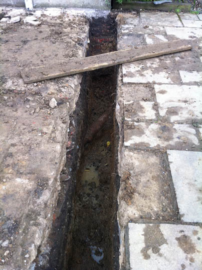 conservatory foundations