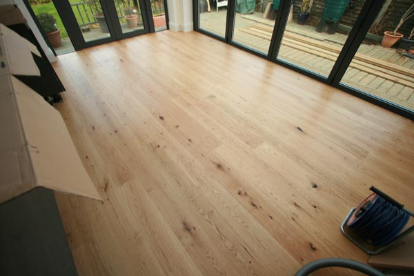 orangery oak flooring