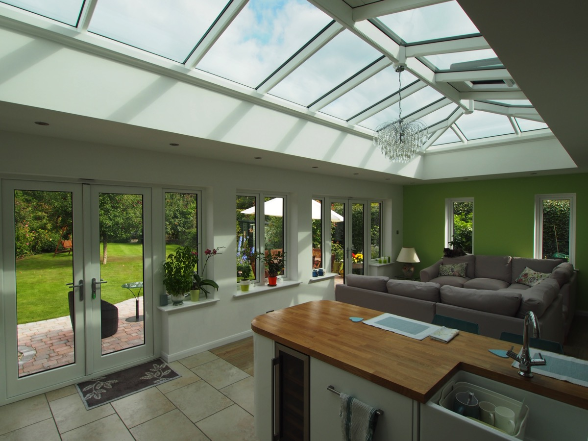 Orangery Kitchen Extension Kingsholme