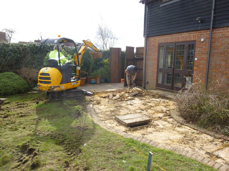 Orangery kitchen extension - 2