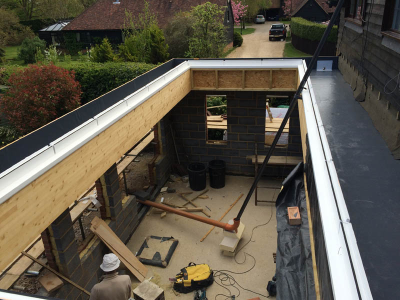 Orangery kitchen extension - 23