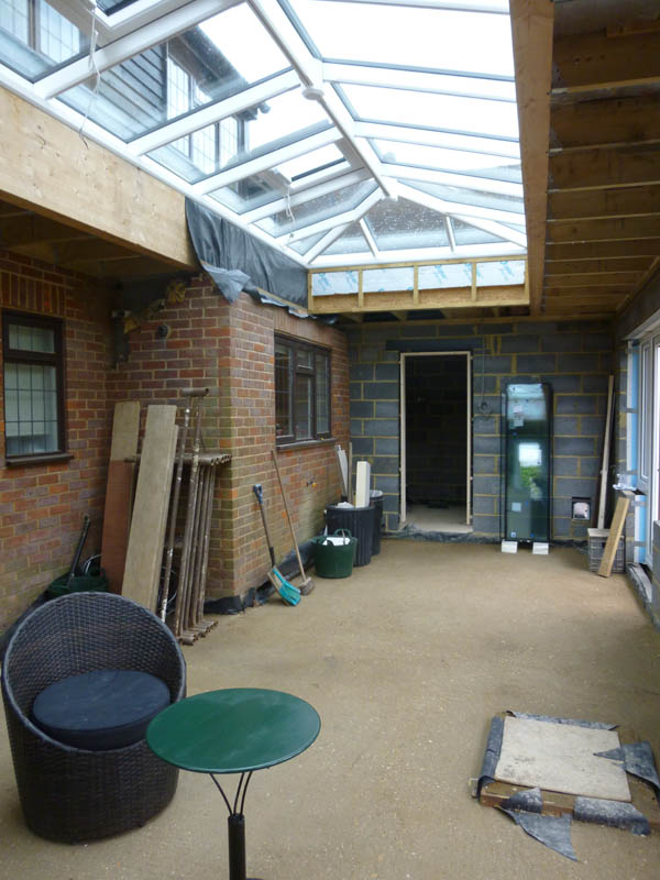 Orangery kitchen extension - 25