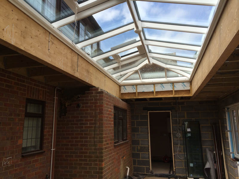 Orangery kitchen extension - 28