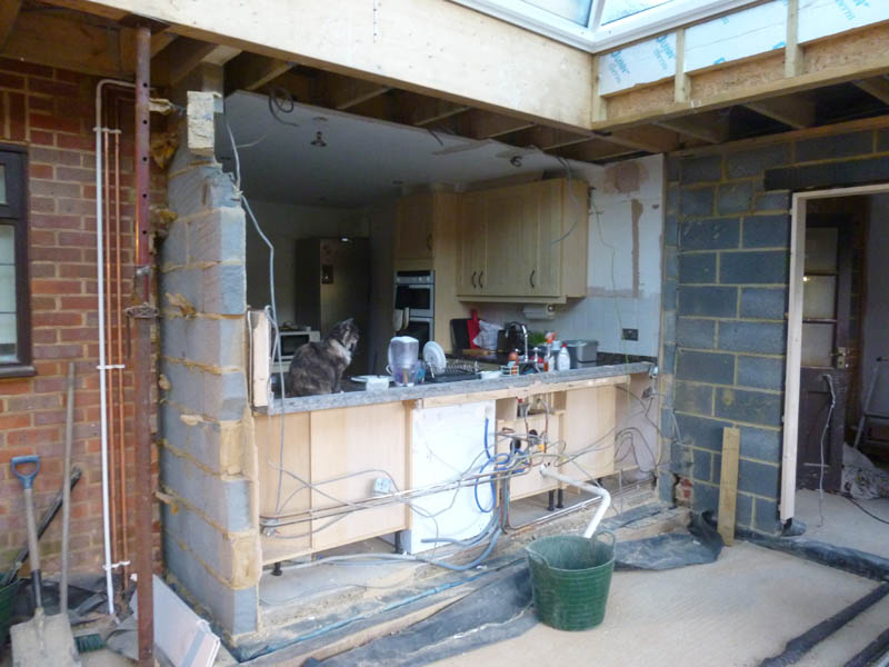 Orangery kitchen extension - 29