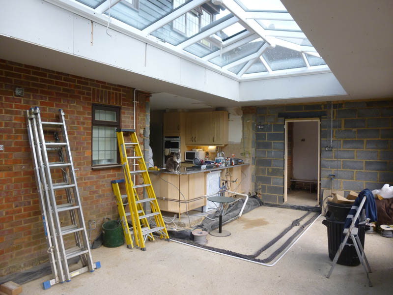 Orangery kitchen extension - 31