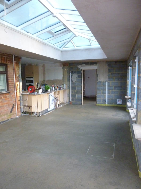 Orangery kitchen extension - 34