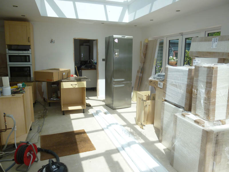 Orangery kitchen extension - 37