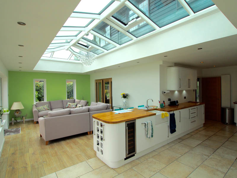 Orangery Kitchen Extensions Kingsholme