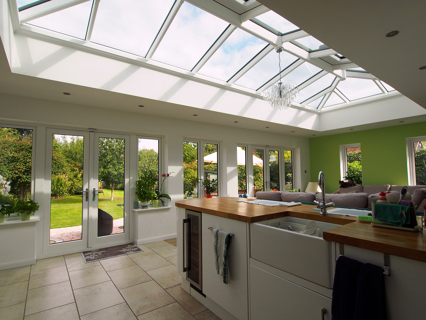Gallery archive kingsholme for Orangery kitchen