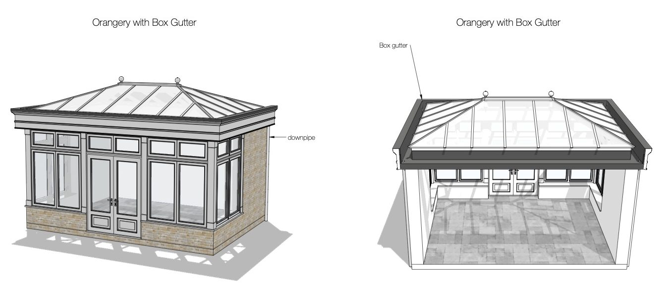 orangery roof design