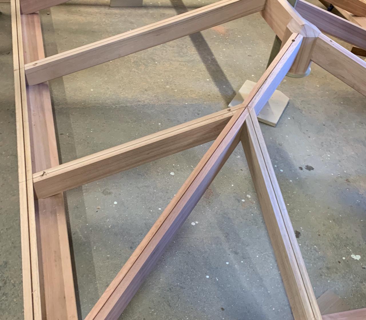 Hardwood orangery Wood Sourcing