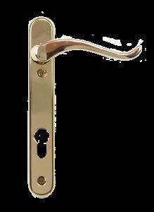 Windsor swan door handle
